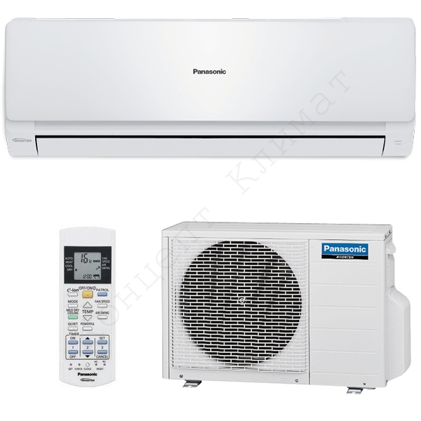Panasonic CS-BE20TKE / CU-BE20TKE